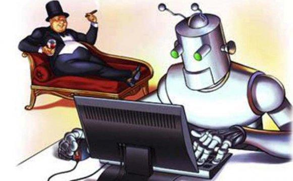 Роботы для торговли на бирже