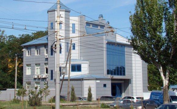 Приметное офисное здание в